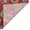 """Liora Manne Fiesta Medallions Indoor Rug Red 5'3""""x7'6"""""""