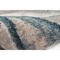 """Liora Manne Soho Agate Indoor Rug Blue 23""""x7'6"""""""