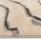 """Liora Manne Soho Agate Indoor Rug Black 6'6""""x9'4"""""""