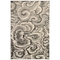 "Liora Manne Soho Clouds Indoor Rug Charcoal 6'6""x9'4"""