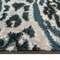 "Liora Manne Soho Safari Stripe Indoor Rug Black/Blue 39""x59"""