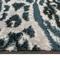 "Liora Manne Soho Safari Stripe Indoor Rug Black/Blue 5'3""x7'6"""