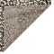 """Liora Manne Soho Leopard Indoor Rug Black 23""""x7'6"""""""