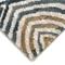 """Liora Manne Soho Optical Indoor Rug Blue 7'10""""x9'10"""""""