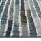 "Liora Manne Soho Stripe Indoor Rug Blue 23""x7'6"""