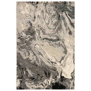"Liora Manne Taos Clouds Indoor Rug Grey 38""x59"""