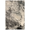 "Liora Manne Taos Clouds Indoor Rug Grey 5'x7'6"""