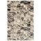"Liora Manne Taos Squares Indoor Rug Grey 6'4""x9'4"""