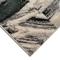 "Liora Manne Taos Squares Indoor Rug Grey 8'10""x11'9"""
