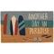 "Liora Manne Natura Beach Paradise Outdoor Mat Nautical 18""x30"""