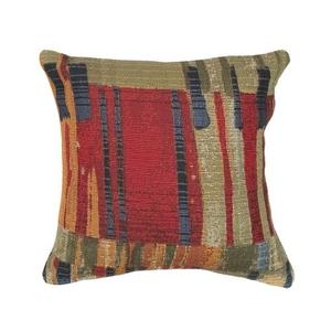"Liora Manne Marina Paintbox Indoor/Outdoor Pillow Multi 18"" Square"