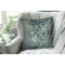 "Liora Manne Marina Kermin Indoor/Outdoor Pillow Blue 18"" Square"