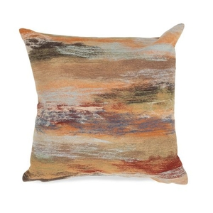 """Liora Manne Visions I Vista Indoor/Outdoor Pillow Multi 20"""" Square"""
