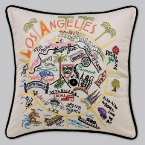 Los Angeles Pillow