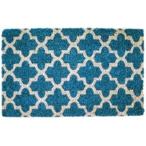 Annabelle Handwoven Coconut Fiber Doormat