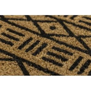 Mud Cloth Handwoven Coconut Fiber Doormat