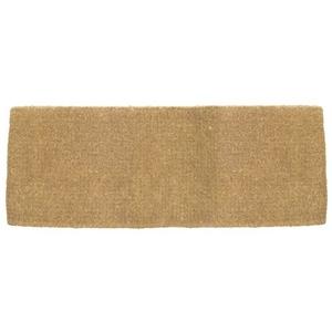 Blank 36x72 Extra - Thick Handwoven Coconut Fiber Doormat