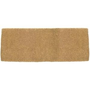 Blank 18x47 Extra - Thick Handwoven Coconut Fiber Doormat