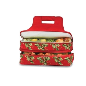 Holly Entertainer Hot & Cold Food Carrier