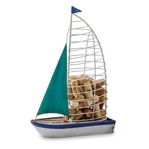 Sailboat Cork Caddy Sailboat