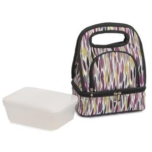 Brushstrokes Savoy Lunch Bag