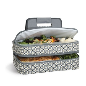 Mosaic Entertainer Hot & Cold Food Carrier