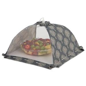 Grey Mesh Tents Set of 2