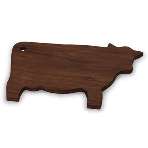 Walnut USA Cow Board-Walnut