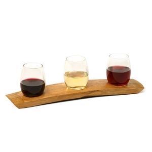 Oak USA Wine Taster Flight-Oak