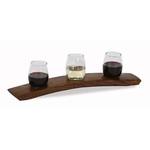 Walnut USA Wine Taster Flight-Walnut