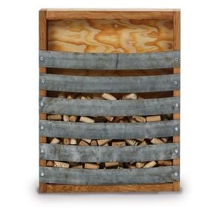 Oak USA Cork Caddy Box