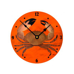Colossal Claws Wall Clock