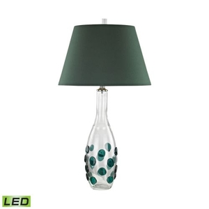 Confiserie Led Table Lamp In Green